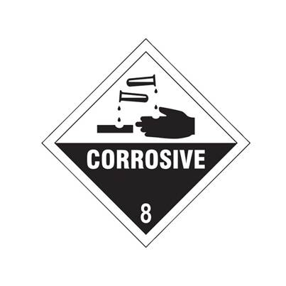 Scan Corrosive 8 SAV - 100 x 100mm