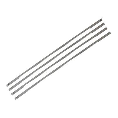 Stanley Tools Coping Saw Blades 165mm (6.1/2in) 14 TPI (Card 4)