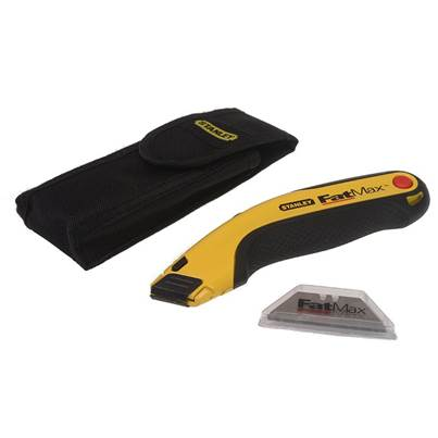 Stanley Tools FatMax® Retractable Utility Knife Holster & Blades