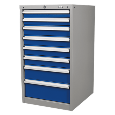 Sealey Tools Industrial Cabinet 8 Drawer