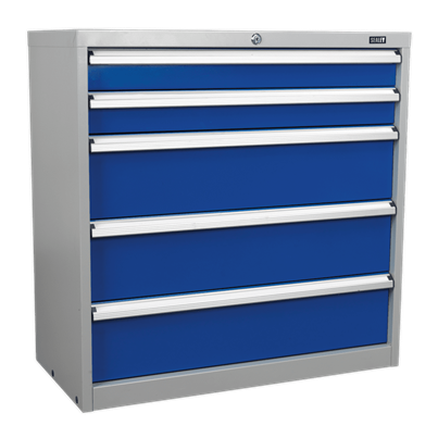 Sealey Tools Industrial Cabinet 5 Drawer