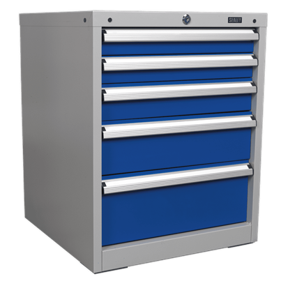 Sealey Tools Cabinet Industrial 5 Drawer