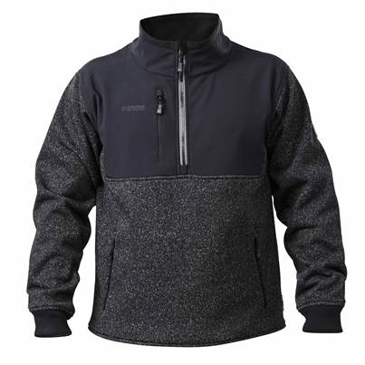 Apache ATS Wind Resistant Quarter Zip Sweater