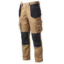 Apache Holster Trousers Stone