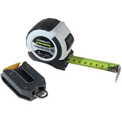 Komelon Powerblade II Tape 8m/26ft with Clip