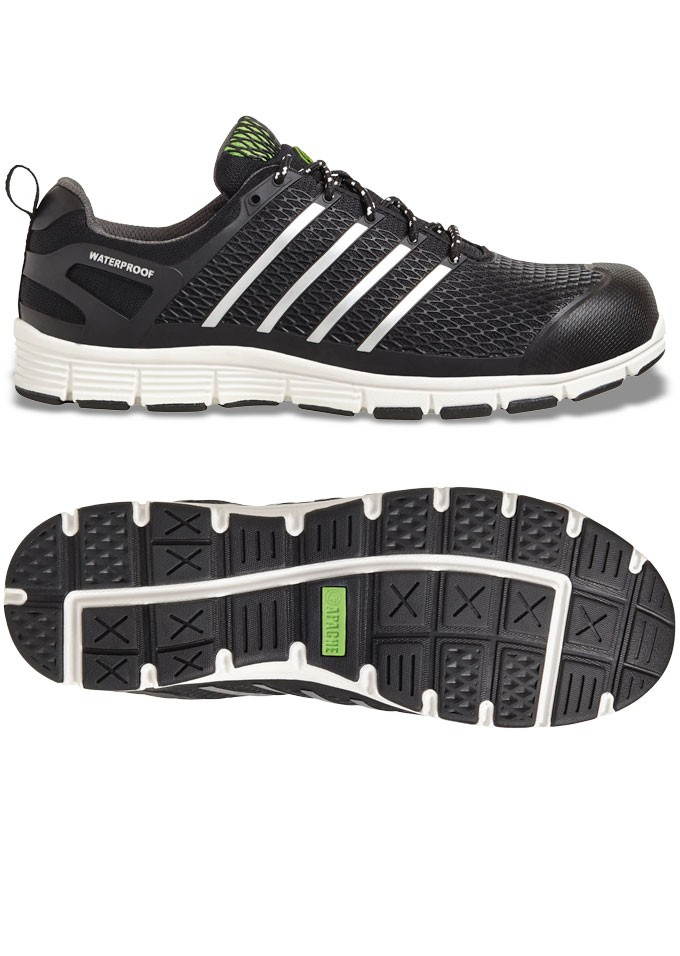 Apache Motion Waterproof Breathable Trainer Shoe S3WR
