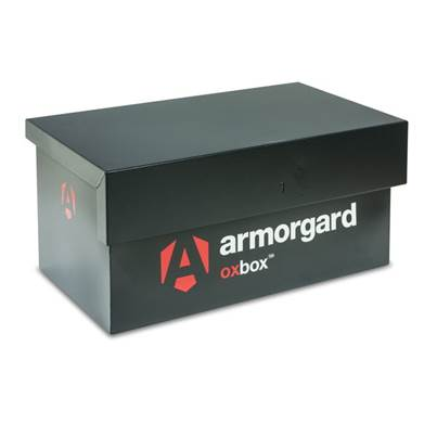Armorgard Oxbox Vanbox On-Site Security Container - 810x478x380
