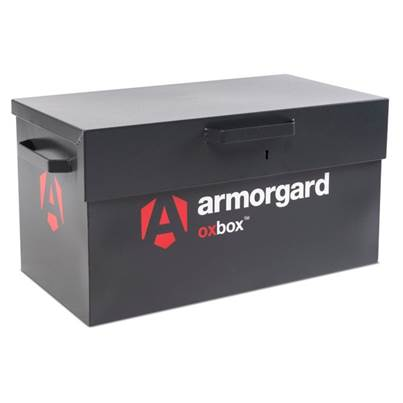 Armorgard Oxbox Vanbox On-Site Security Container - 915x490x450