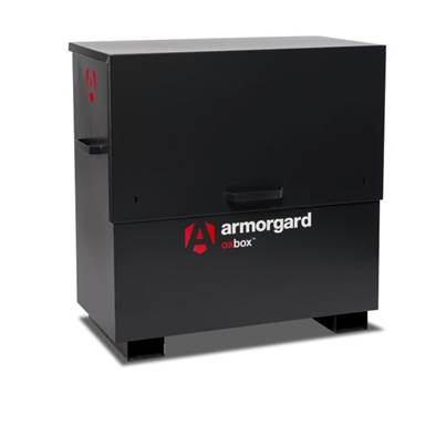 Armorgard Oxbox Sitechest On-Site Security Container - 1210x640x1175