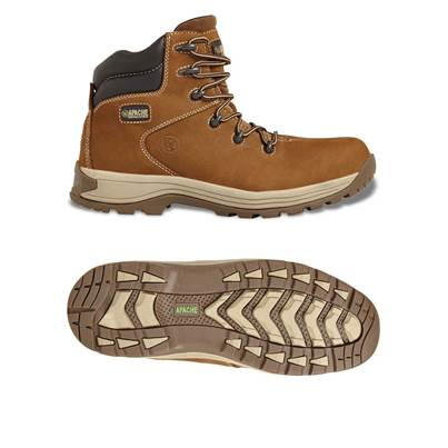 Apache Pitch Sundance Nubuck S3 Safety Boot