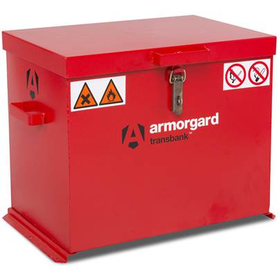 Armorgard TransBank Hazard Transport Boxes