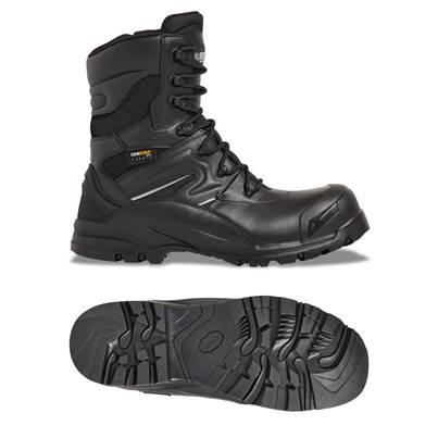 Apache Black safety Combat Boot Waterproof S3WR HRO