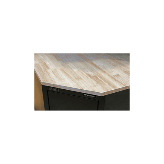 additional image for Modular Storage System Combo - Oak Worktop