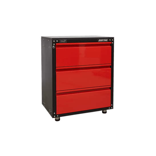 additional image for Modular Storage System 665mm American Pro (W x H x D) 3325mm x 1870mm x 460mm