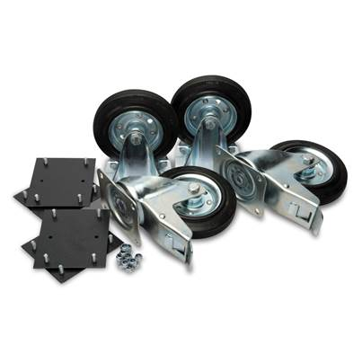 Armorgard Heavy-Duty Castors 150mm (Set of 4)