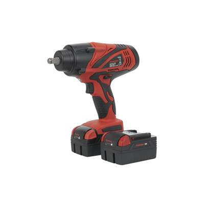 Sealey Tools Cordless 18v Lithium-ion Impact Wrench CP3005 650Nm
