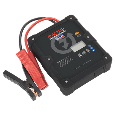 Sealey Tools ElectroStart® Batteryless Power Start 1600A 12V