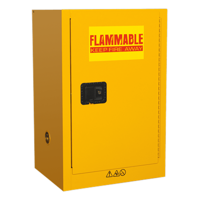 Sealey Tools Flammables Storage Cabinet 585 x 455 x 890mm