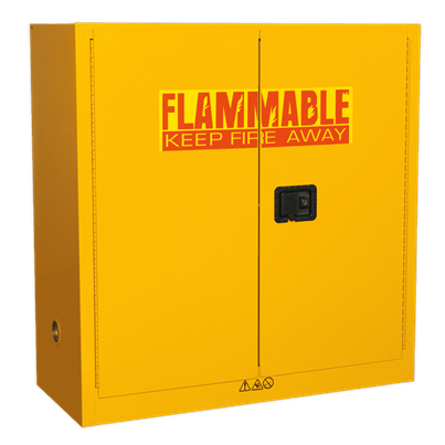 Sealey Tools Flammables Storage Cabinet 1095 x 460 x 1120mm