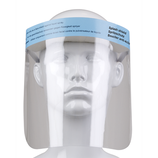 BTS Sealey Disposable Face Shield
