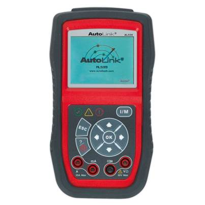 Sealey Tools Autel EOBD Code Reader - Electrical Tester