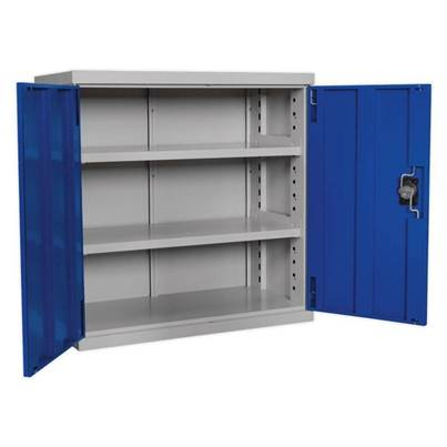 Sealey Tools Industrial Cabinet 2 Shelf 900mm