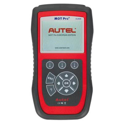 Sealey Tools Autel MOT Pro® - Multi-Manufacturer Diagnostic Tool