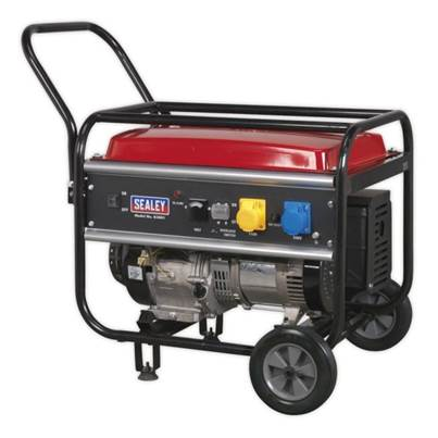 Sealey Tools Generator 3800W 110/230V 9.2hp