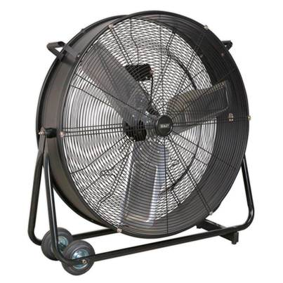 "Sealey Tools Industrial High Velocity Drum Fan 30"" 230V"