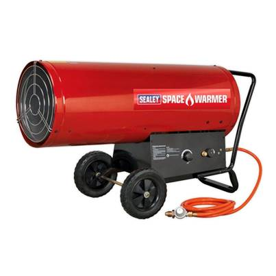 Sealey Tools Space Warmer® Propane Heater 210,000-400,000Btu/hr