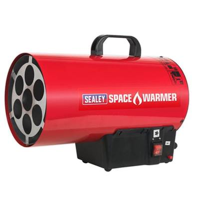Sealey Tools Space Warmer® Propane Heater 54,500Btu/hr