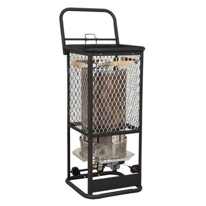 Sealey Tools Space Warmer® Industrial Propane Heater 125,000Btu/hr