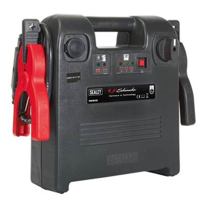 Sealey Tools RoadStart® Emergency Jump Starter 12V 1700 Peak Amps DEKRA Approved