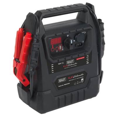 Sealey Tools RoadStart® Emergency Jump Starter 12V 2300 Peak Amps - DEKRA Approved