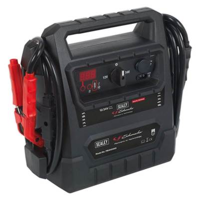 Sealey Tools RoadStart® Emergency Jump Starter 12/24V 4600 Peak Amps - DEKRA Approved