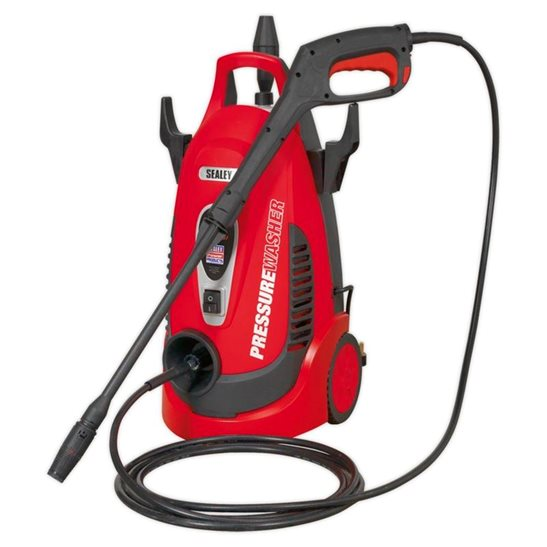 Image for Pressure Washer 120bar with TSS & Rotablast Nozzle 230V