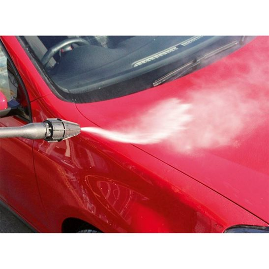 additional image for Pressure Washer 120bar with TSS & Rotablast Nozzle 230V