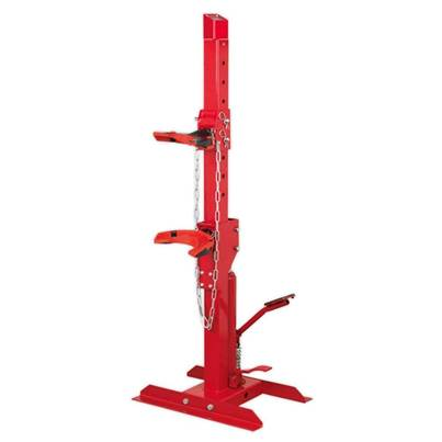 Sealey Tools Coil Spring Compressing Station with Gauge Hydraulic 2000kg Capacity