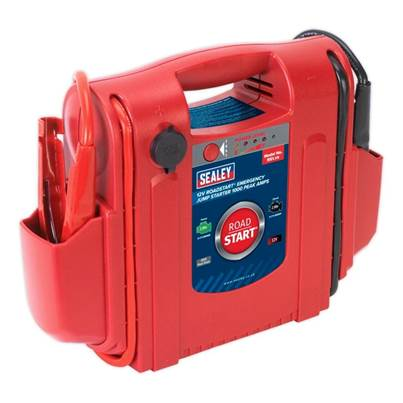 Sealey Tools RoadStart® Emergency Jump Starter 12V 1000 Peak Amps