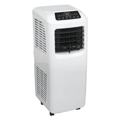 Sealey Tools Air Conditioner/Dehumidifier 9,000Btu/hr