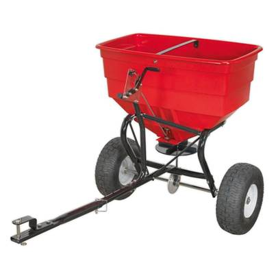 Sealey Tools Broadcast Spreader 80kg Tow Behind