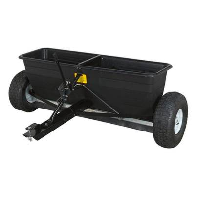 Sealey Tools Drop Spreader 80kg Tow Behind