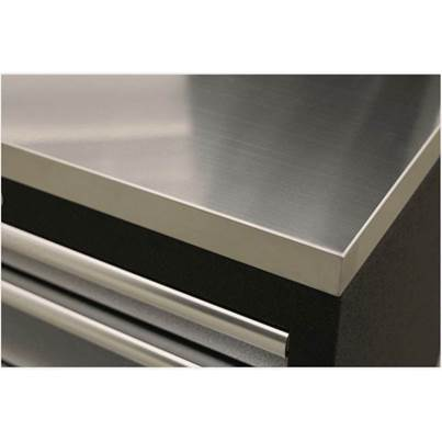 Sealey Tools Stainless Steel Worktop 1360mm