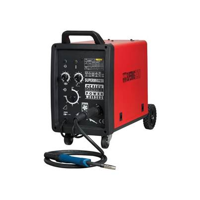 Sealey Tools Professional MIG Welder 230Amp 230V with Binzel Euro Torch