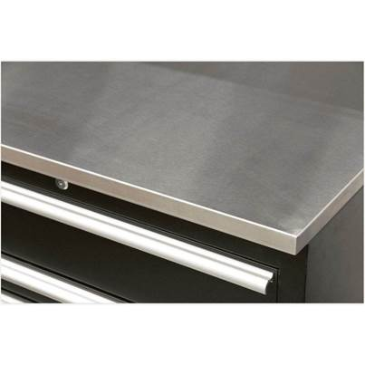 Sealey Tools Stainless Steel Worktop 775mm