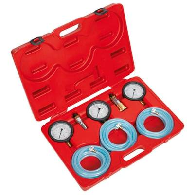 Sealey Tools Air Brake Test Gauge Set - Commercial