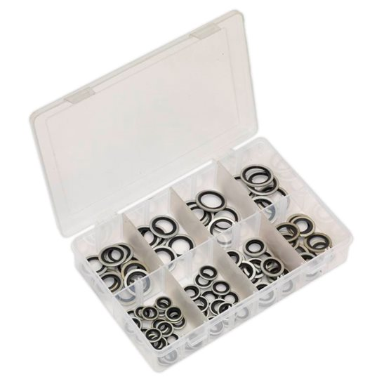 Image for Bonded Seal (Dowty Seal) Assortment 88pc - Metric