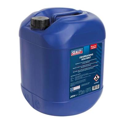 Sealey Tools Degreasing Solvent 20L
