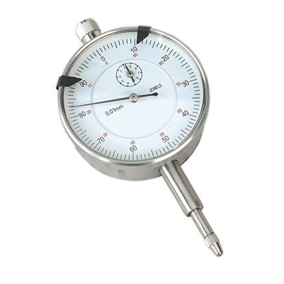 Sealey Tools Dial Gauge Indicator 10mm Travel Metric