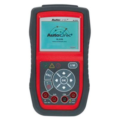 Sealey Tools Autel EOBD Code Reader - Electrical & Battery Tester